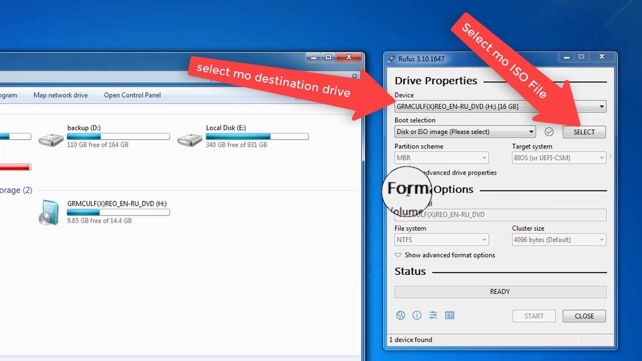 Free Windows Os Install On A Flash Drive