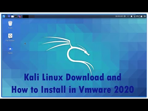 Kali Linux Download and How to Install in Vmware 2020 > BENISNOUS