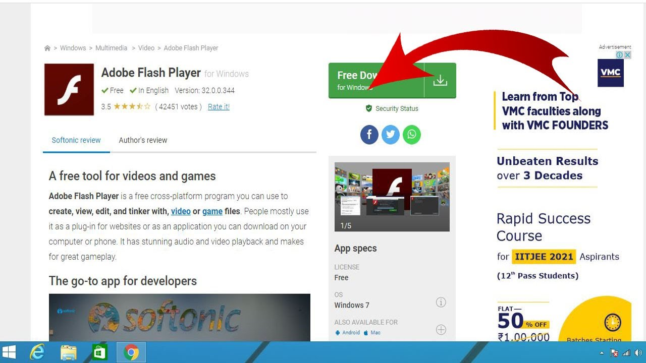 Www Flash Player Download
