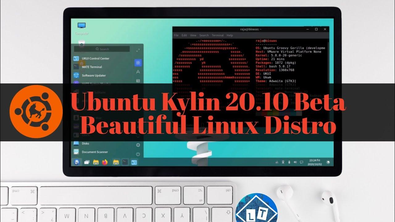 Ubuntu Kylin 20.10 Beta With UKUI 3 Most Stunning Linux ...