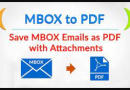 MBOX File Convert to PDF – How to?